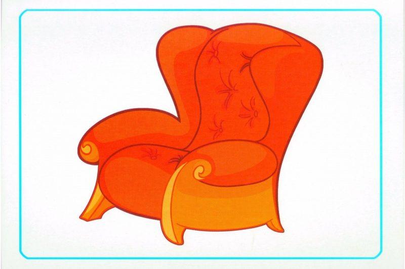 картинки мебели для уроков воспаление