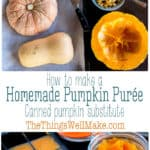 Why use canned pumpkin when it