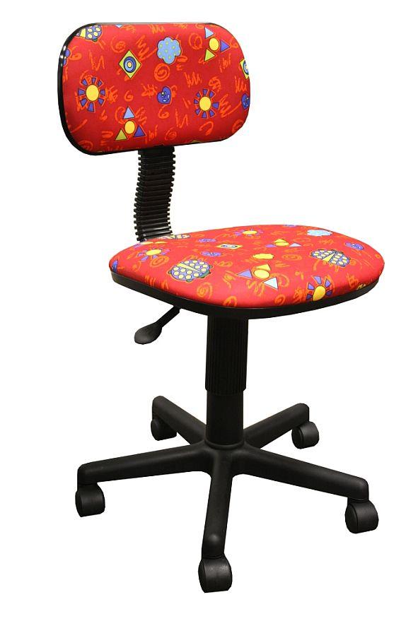 Компьютерное кресло для детей CH-201NX/LB-Red