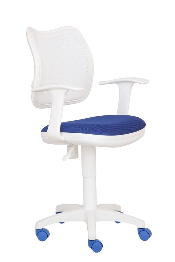 Компьютерное кресло для детей CH-W797/WH/TW-10