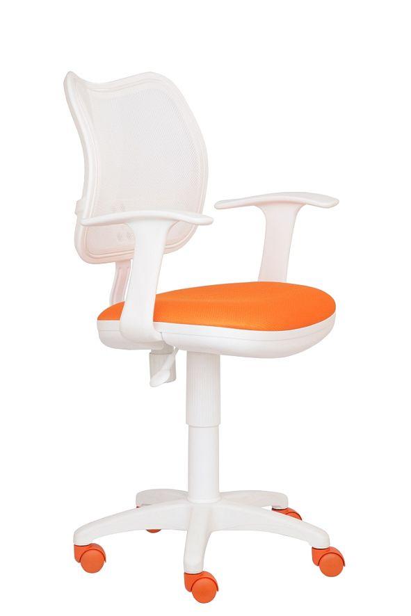 Компьютерное кресло для детей CH-W797/WH/TW-96-1