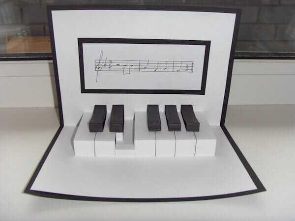 камера способна открытка с клавиатурой фортепиано станице