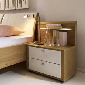 Размеры прикроватных тумб для спальни 41 фото ширина 30 35 и 40 см стандартные размеры